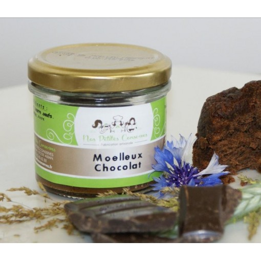 Moelleux chocolat 60g