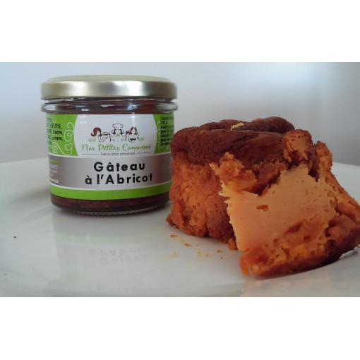 Gateau abricots 70g
