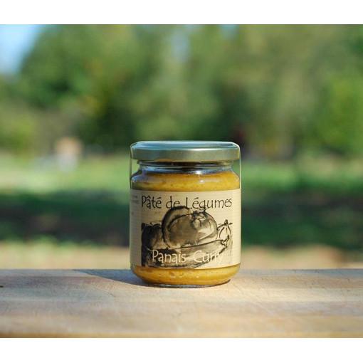 Pâté de légume Panais-curry