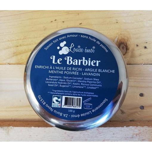 Savon rasage « Le Barbier »...