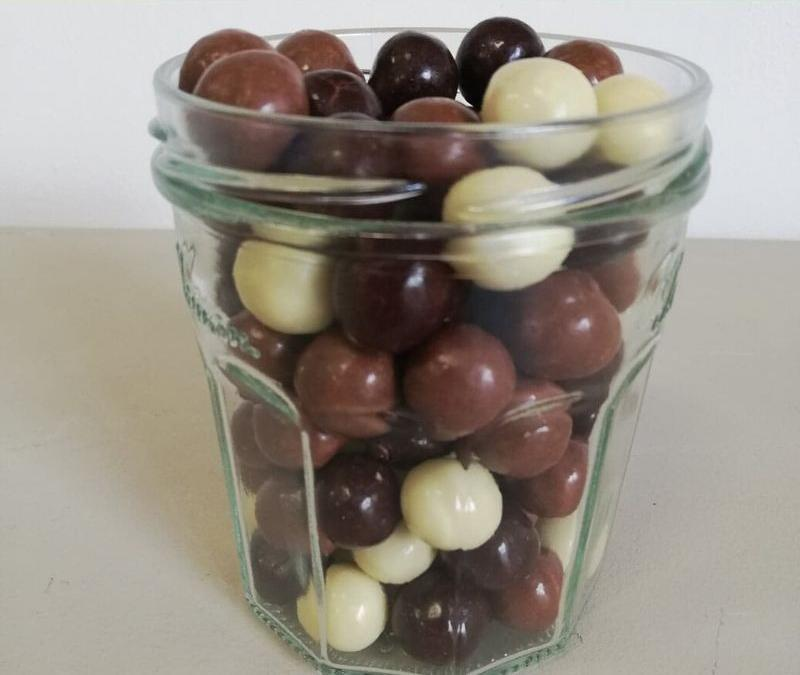 CHOCOTRIO 150G BIO Billes...