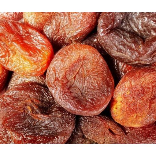 Abricots bruns des plateaux...