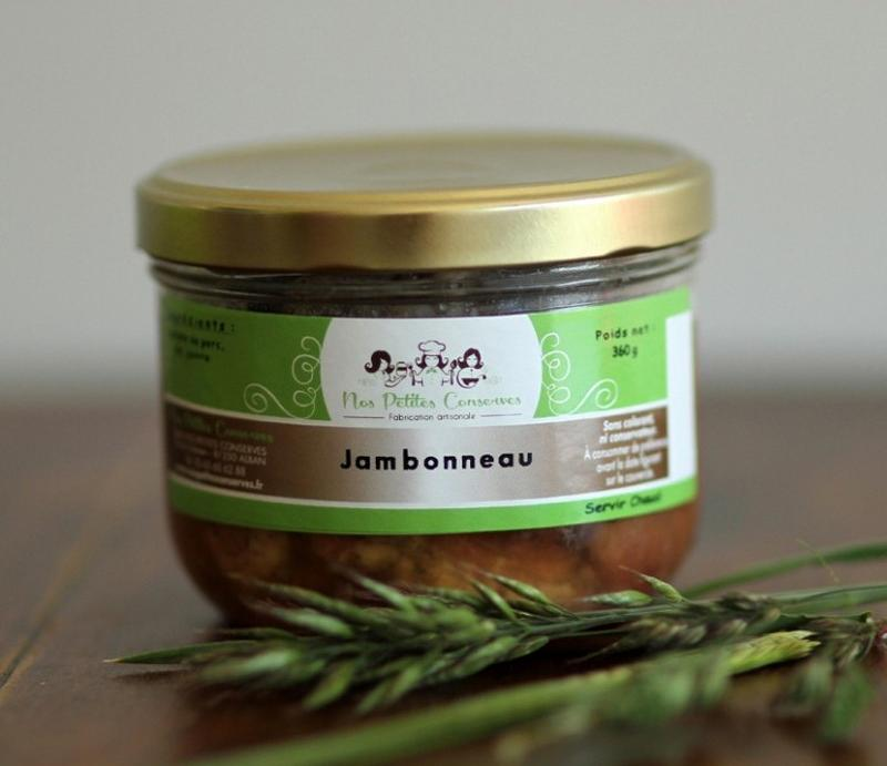 Jambonneau 180g DISPONIBLE...