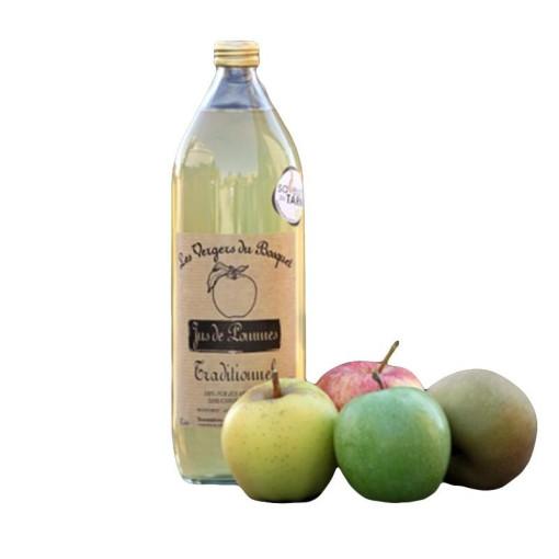 Jus de pommes 1L
