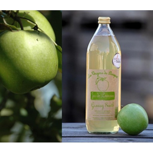 Jus de pommes Granny-Smith 1l