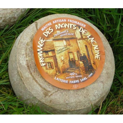 Fromage Mont de Lacaune...
