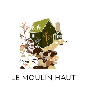 Le moulin haut